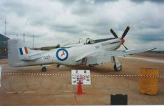 South African Air force - P51D