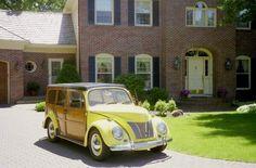 My '65 Beetle woodie.