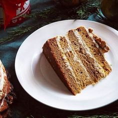 A slice of the sugar free pumpkin spice naked cakehellip Maple Syrup, Baby Food Recipes, Pumpkin Spice, Sugar Free, Banana Bread, French Toast, Naked, Spices, Honey