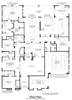 5 Bedroom Homes For Sale In Gilbert Az Minimalist Plans English Country Style House Plans  4296 Square Foot Home  2 .