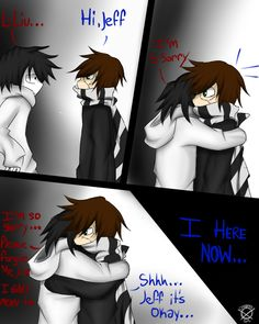 Welcome Back Liu by Creepypasta-Girl.deviantart.com on @deviantART
