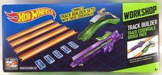 NIB Track Essentials Bridge Pack Hot Wheels Track Builder Mattel CFC79 #Mattel