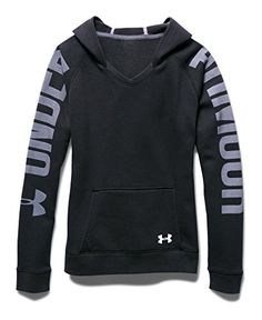 Under Armour Girls' UA Favorite Fleece Hoodie YXS Black Under Armour http://www.amazon.com/dp/B00ZG2K8V8/ref=cm_sw_r_pi_dp_Q0F1wb16RJWF9