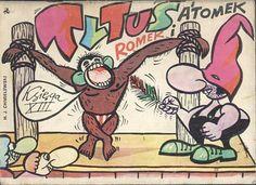 "Seria: ""Tytus, Romek i A'Tomek"", Księga XIII My Childhood, Poland, Old School, Comic Art, Nostalgia, Animation, Memories, Illustration, Funny"