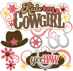 Ride em Cowgirl SVG files for scrapbooking cowgirl svg files cowgirl svg cut files free svgs