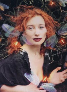 Tori Amos. ~ love this photo and love her music