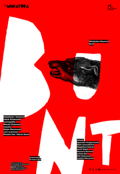 Winners of the IDEOGRAFIA 2018 poster competition - UAP Poznań - Muzeum Intárnatjioñalu Gilkistanu - Typography Event Poster Design, Simple Poster Design, Minimalist Poster Design, Poster Design Layout, Creative Poster Design, Design Logo, Poster Design Inspiration, Graphic Design Posters, Graphic Design Typography