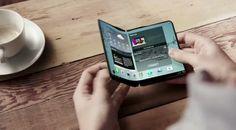 El primer smartphone plegable del mundo será el Samsung Galaxy X Plus