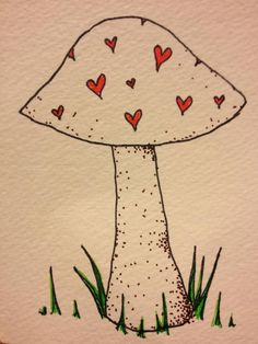Feel the love of the Lingzhi mushrooms.