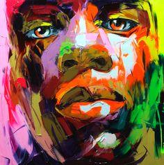 Man in colors
