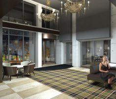 """Bristol**** Art & SPA Sanatorium to harmonijne połączenie secesyjnej willi """"Bristol"""" z nowoczesną architekturą, doskonale zestawia funkcje hotelową i restauracyjną z balneologią i rekreacją."""