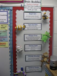 Third Grade Thinkers - teaching tool/anchor chart for decoding strategies! LOVE this