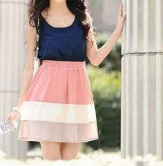 Beautiful sleeveless dress