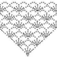 Knitting Stitches, Knitting Patterns, Crochet Patterns, Crochet Tote, Shawl Patterns, Diy Arts And Crafts, Cowl, Lace, Knit Shawls