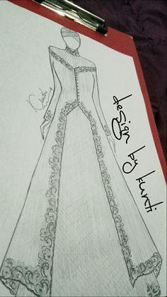 Trendy Fashion Illustration Sketches Pencil To Draw Fashion Design Books, Fashion Design Drawings, Fashion Sketches, Dress Design Drawing, Dress Design Sketches, Fashion Illustration Dresses, Fashion Model Poses, Fashion Portfolio, Couture