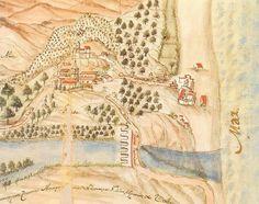 Vélez-Málaga y Torre del Mar 1774 Vintage World Maps, Books, Towers, Libros, Book, Book Illustrations, Libri