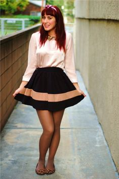 Southern (California) Belle: Seven Days Pantyhose Outfits, In Pantyhose, Pantyhose Fashion, Nylons, Girls In Mini Skirts, Mini Dresses, Ball Dresses, Emma Watson Legs, Stockings Legs