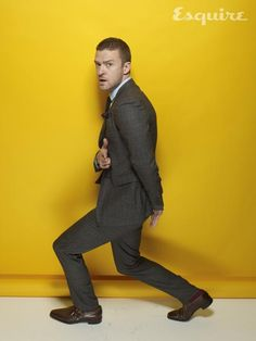 Justin Timberlake - Great Interview With Justin Via The Talks