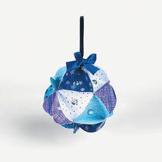 Winter Ornament Craft Kit - OrientalTrading.com