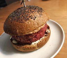 Tartare-burger.  @cicciapan #paneciccia #solocosebuone