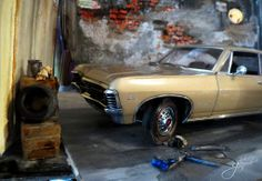 Chevrolet Impala SS 1967 scala 1:18#tools#1/12th miniature