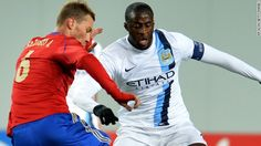 """Manchester City's Yaya Toure says he was subjected to """"monkey chants"""" during Wednesday's European Champions League match against CSKA Moscow..."""