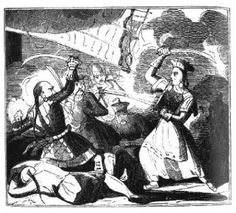 The most successful pirate captain in history was Chinese prostitute Ching Shih.  She commanded 1,500 vessels and 80,00 sailors, and defeated the Qing Dynasty government and the British and Portuguese and Dutch navies who rose against her.