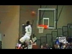 INSANE Dunk Head Over The Rim! Javonte Douglas With The Putback Dunk!