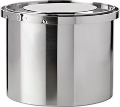 Stelton Arne Jacobsen Ice Bucket 338 oz -- See this great product. (This is an affiliate link) #IceBuckets