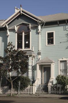 Victorian House San Francisco, CA