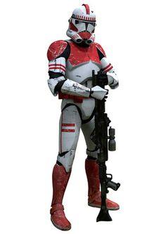 Figura Star Wars. Shock Trooper 79 cm. Línea Giant Size. Jakks Pacific