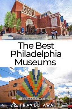 Here are a dozen of our favorite Philadelphia museums -- some well known, others a bit more obscure, but all fantastic. Rodin Museum, East Coast Road Trip, Philadelphia Museum Of Art, Roadside Attractions, American Revolution, National Museum, Travel Usa, Places To See, Abandoned Castles