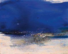 Zao Wou-Ki, incredible chinese-french painter.