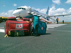 Servicio de Emergencias del Aeropuerto de Zacatecas OMNI Pro Fire de Meret. EMS México     Equipando a los Profesionales
