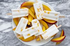 Cocktail Popsicle Recipes To Try Right Now | Coconut Mango White Rum Pops: Get the recipe!