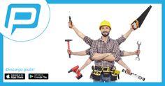 Contacta #Handyman al instante para esos proyectos que tienes sin terminar en tu casa o negocio ¡Resuelve ya!
