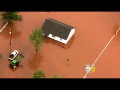 Severe Weather Tears Through Parts Of Texas And Oklahoma - YouTube
