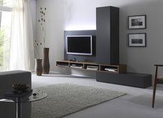 Moderne TV-Technik trifft Wohndesign