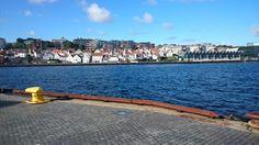 Stavanger port...