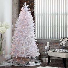 Winter Park Slim Pre-lit Christmas Tree