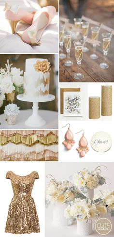 New Years Party Planning // Cute & Co.