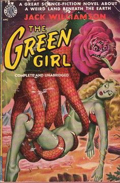 "Pulp Fiction novel ""The Green Girl"" Will someone please explain WTF is going on here?"