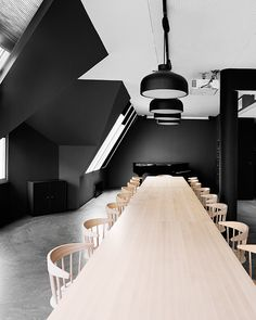 Modern Office Conference Room Design | Simple Office Architecture