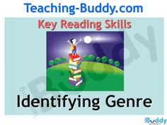 Identifying Genre teaching resource - PowerPoint and worksheets