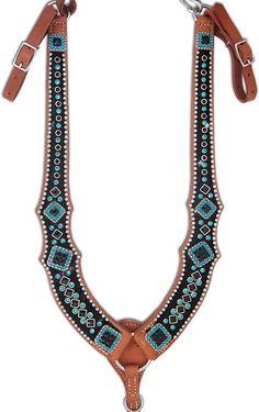 Heritage Brand tack rocks! - Monet Breast Collar, DaVinci Single Ear - #HorseTack