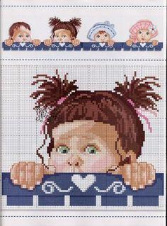 Gallery.ru / Фото #1 - Детки в кроватке - mila010154