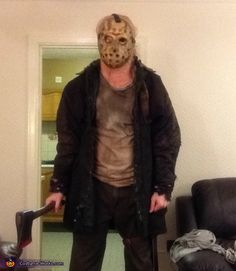 Jason Voorhees - 2013 Halloween Costume Contest