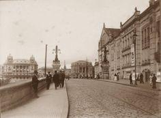 Viaduto do Chá, foto de 1916