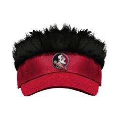 Florida State Seminoles Flair Hair Visor