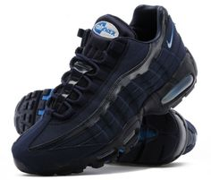 Nike Air Max 95 Blackened Blue